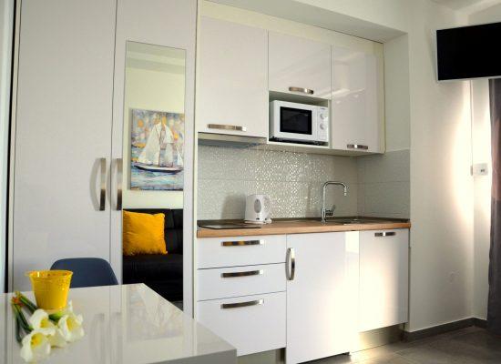 Studio apartman A