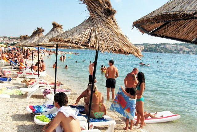Plaža Copacobana Čiovo