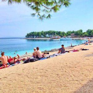 plaža -